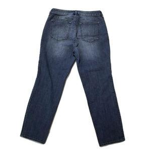 W62 Jeans - W62 Signature Fit Boyfriend Women's Jeans Size 8